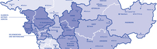 Karte ekvw grenzen und orte 2015