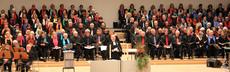 Reformationsgottesdienst mercatorhalle 2