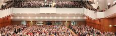 Reformationsgottesdienst mercatorhalle