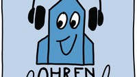Ohrenkirche logo grafik tina homburg